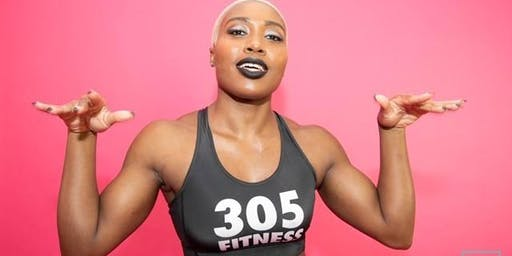 305 Fitness: Cardio Dance Party
