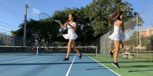 Backhand City: 20/20 Beginner Tennis Lessons for Adults in the Grove.