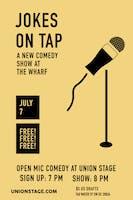 Jokes On Tap: Open Mic Comedy