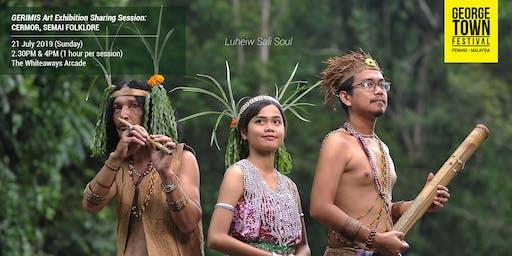 Cermor, Semai Folklore