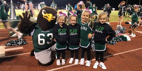 Colfax Jr Falcon Cheer Camp tickets