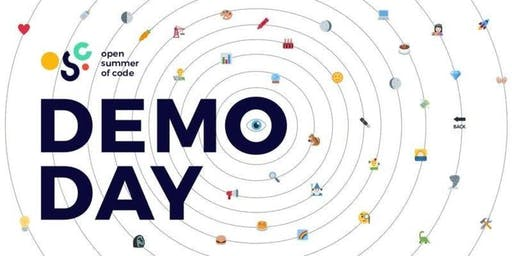 Open Summer of Code 2019 (#oSoc19): Demo Day