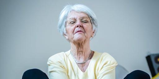 SeniorInnenyoga mit der Vollpension