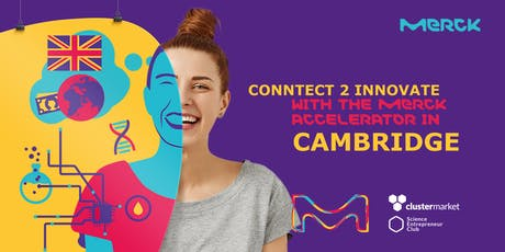 Connect2Innovate Meetup in Cambridge – Meet the Merck Accelerator Team tickets