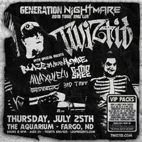 "Twiztid ""Generation Nightmare"" Tour"