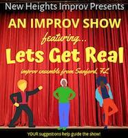 Let's Get Real an Improv Ensemble from Sanford, FL