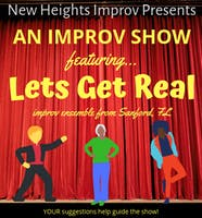 Let's Get Real an Improv Ensemble from Sanford, FL