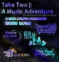 Take Two: A music Adventure Graham Good & The Painters