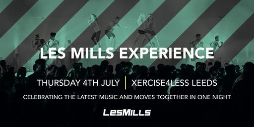 Les Mills Experience