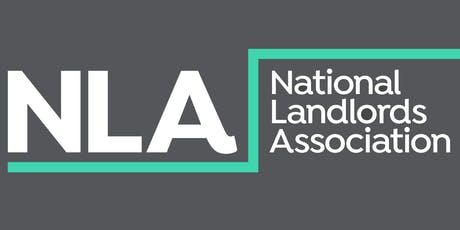 NLA  Bolton Landlords meeting tickets