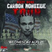 BIZZY BONE (of Bone Thugs) CARBON MONOXIDE TOUR w/ YBL SINATRA and BLOODLINE HARMONY