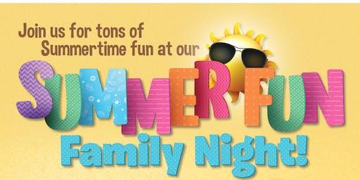 Ovation Brands® and Furr's Fresh Buffet® Celebrate Summer Fun Family Night