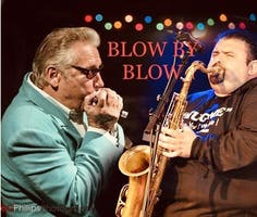 "The ""Blow By Blow Jump Blues Show"": Two Tone Steiny & Danny Sandoval"