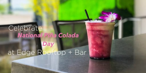 National Piña Colada Day
