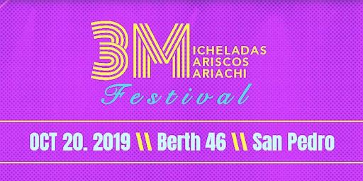 Tres M Festival: Mariachis, Mariscos & Micheladas