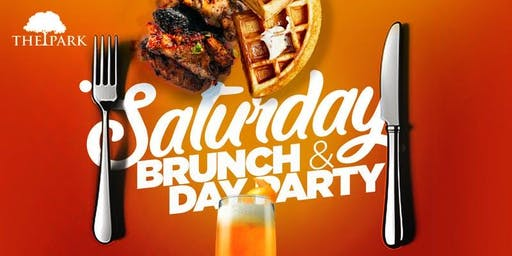 The Park Saturdays Brunch and Day Party!