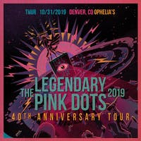 Halloween with The Legendary Pink Dots