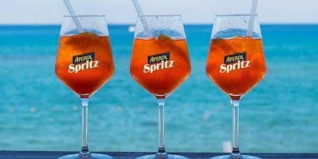 SUMMER OPEN SPRITZ PARTY in Terrazza biglietti
