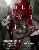 Cold War Kids with Special Guests