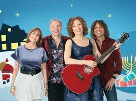 The Laurie Berkner Band:  A Holiday Celebration Concert. 3 PM Show