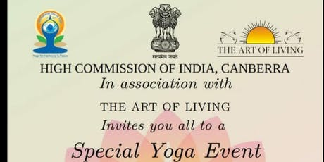 International Yoga Day Cairns  tickets