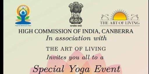 International Yoga Day Cairns