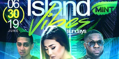 Island Vibes Sundays at MINT ROOFTOP tickets