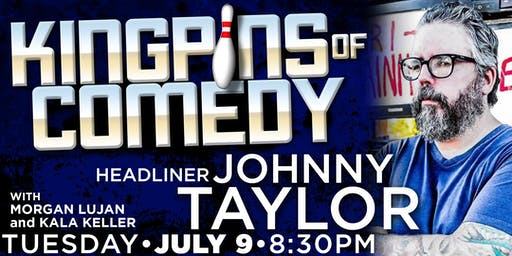 Kingpins of Comedy • July 9