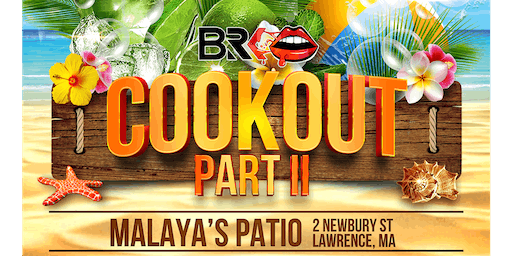 BRK COOKOUT PART II