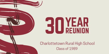 CRHS Class of 1989 Reunion tickets