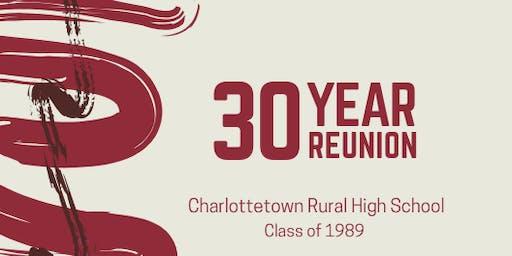 CRHS Class of 1989 Reunion
