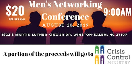 Men's Networking Conference tickets