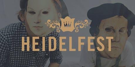 Heidelfest 2019 tickets