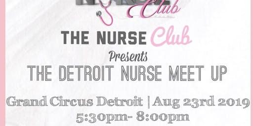 The Detroit Nurse Meet Up