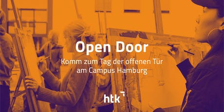 Open Door am Campus Hamburg - htk academy Tickets