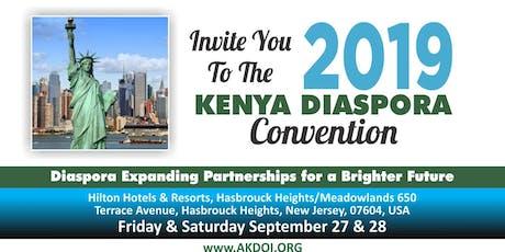 2019 KENYA DIASPORA CONVENTION tickets