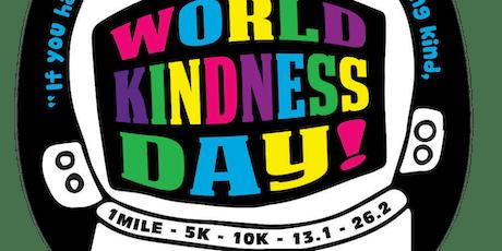 2019 World Kindness Day 1 Mile, 5K, 10K, 13.1, 26.2 - Charlotte tickets