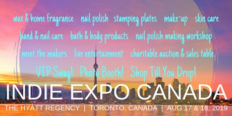 Indie Expo Canada 2019 tickets
