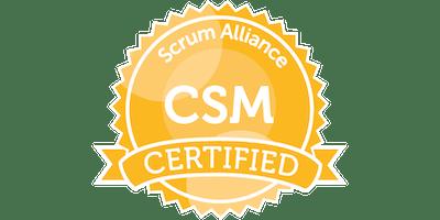 Certified ScrumMaster® (CSM®) - Cincinnati, OH