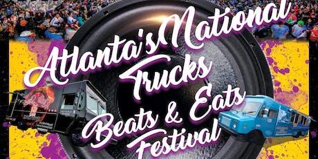 Atlanta's National Trucks, Beats & Eats Festival tickets