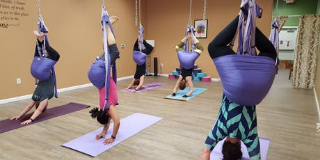Swing Yoga July session: Vayus ~ Winds of Yoga tickets