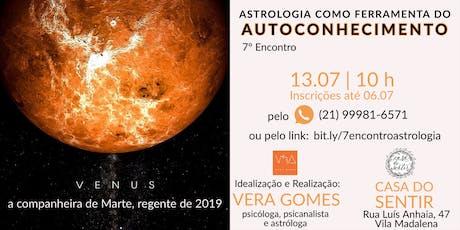 Astrologia como Ferramenta do AUTOCONHECIMENTO: Vênus, a companheira de Marte ingressos