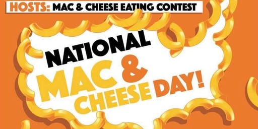 The Tally Mac Shack presents: Mac and Cheese Day Eating Contest