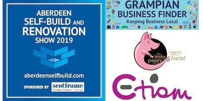 Grampian Business Finders at Aberdeen Self-Build & Renovation Show