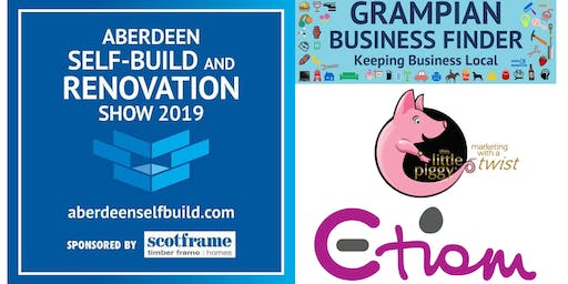 Grampian Business Finders at Aberdeen Self-Build & Renovation Show
