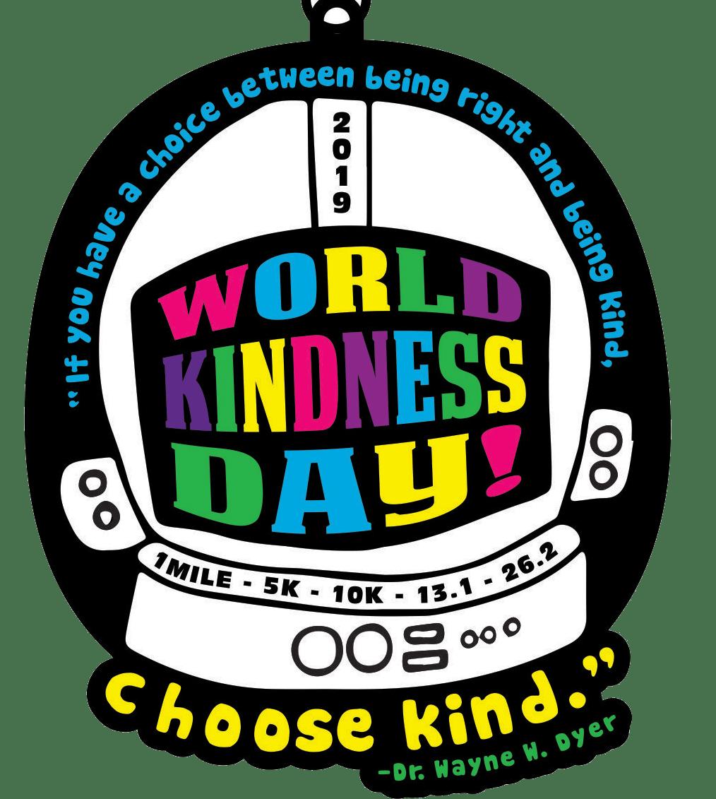 2019 World Kindness Day 1 Mile, 5K, 10K, 13.1, 26.2 - Tucson