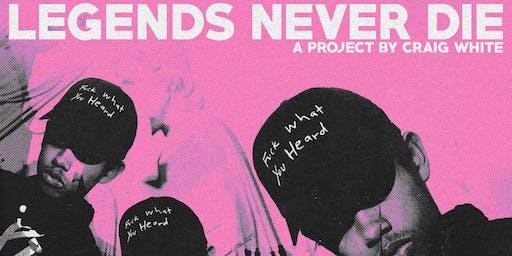 Legends Never Die Album Listening Party