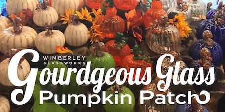 Gourdgeous Glass Pumpkin Patch & Festival tickets