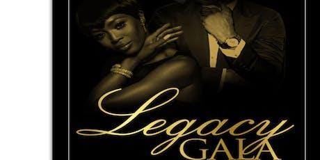 Legacy Gala 2019 tickets