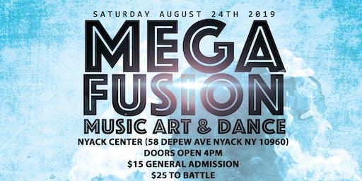 2019 Mega Fusion Music Art & Dance Festival